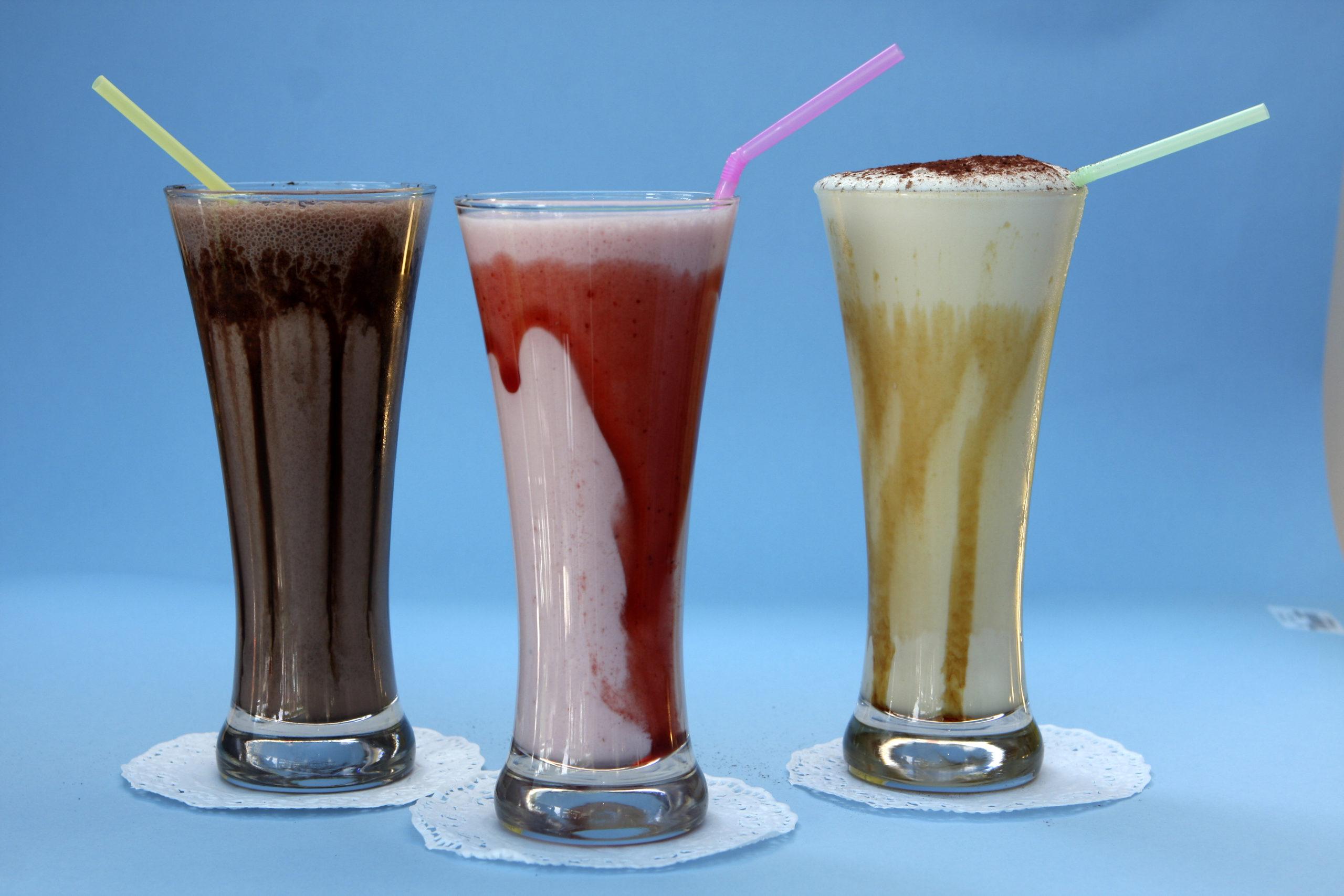batidos de helado al gusto en gelatia la pineda y salou